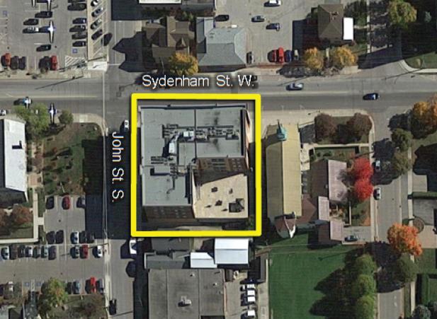 Aylmer, Sydenham St. 22 - Aerial - 01 - outlined