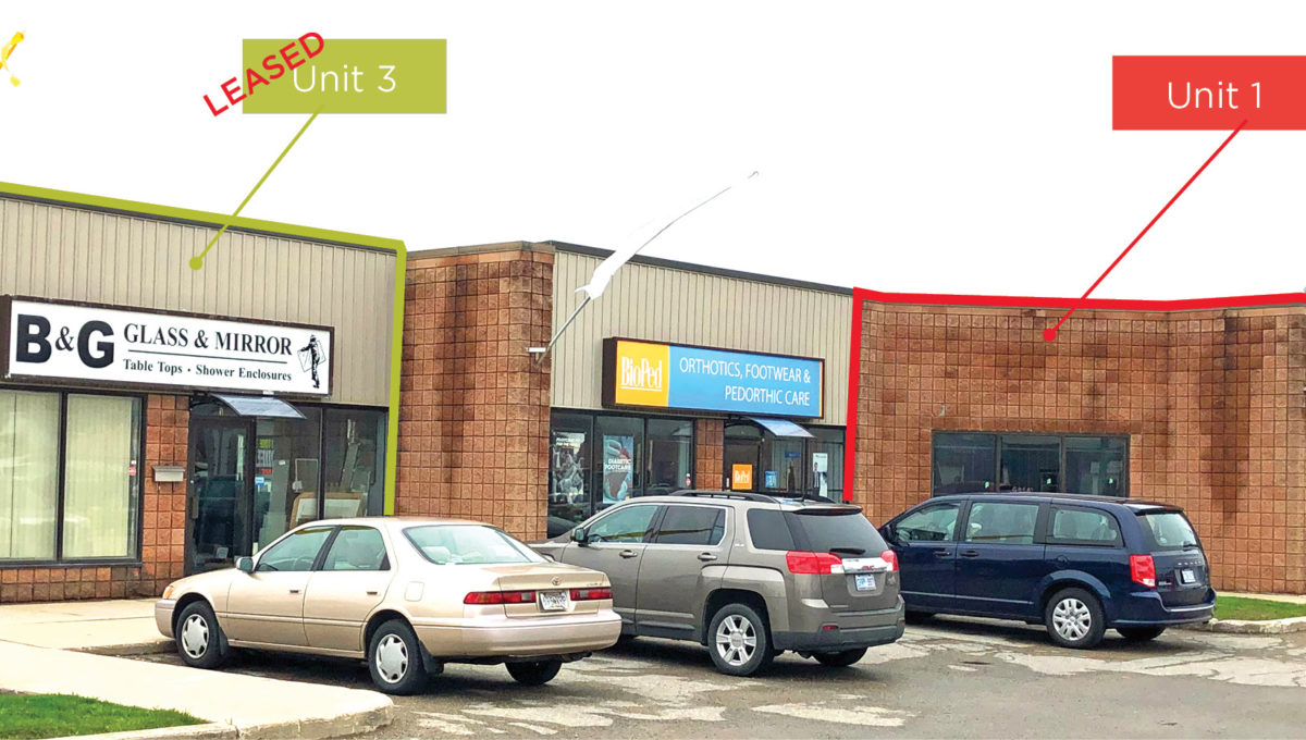 Clarke Rd. 125, Units 1 & 3 (Leased) - 02