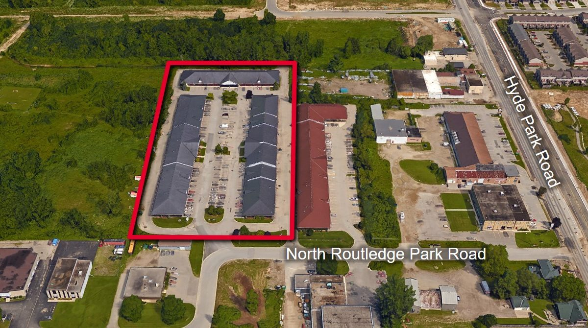 North Routledge Pk. 1615 - Aerial - 04 - 3D - outlined
