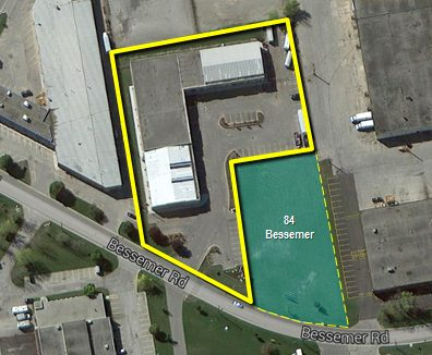 Photo - Bessemer Rd. 84 - Aerial - 01