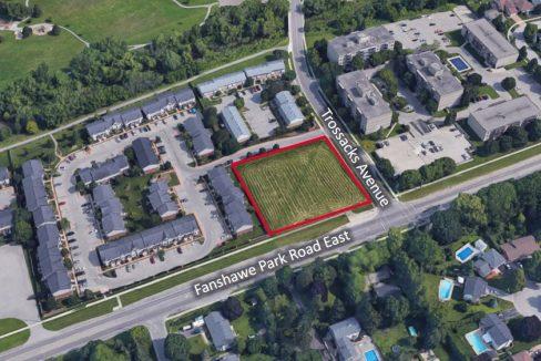 Trossacks Ave. 1515 - Aerial - 05 (outlined)