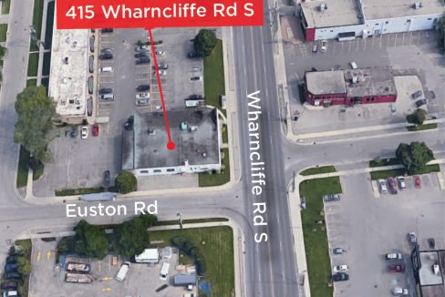 Wharncliffe Rd. S. 415 - Aerial