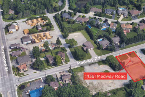 Medway Rd. 41361 - Aerial (labeled)