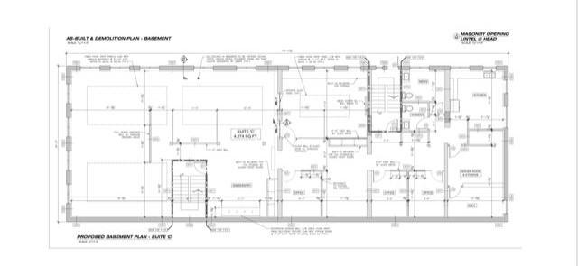 Floor Plan - Basement