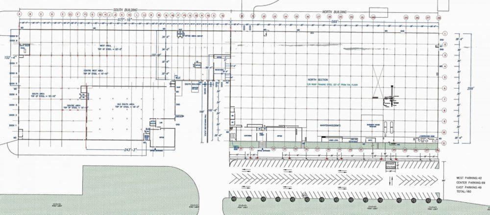 Floor Plan - Entire Building