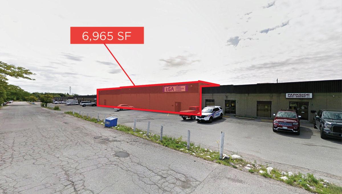 Wonderland Rd. S. 3392, Building 2, Unit 6 - 01a