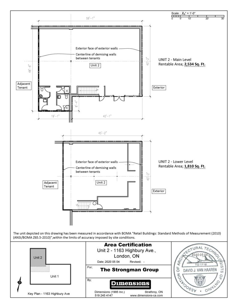 Floor Plan - Unit #2