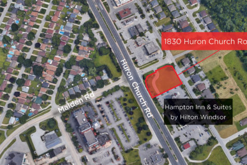 Huron Church Rd. 1830 - Aerial (labeled)