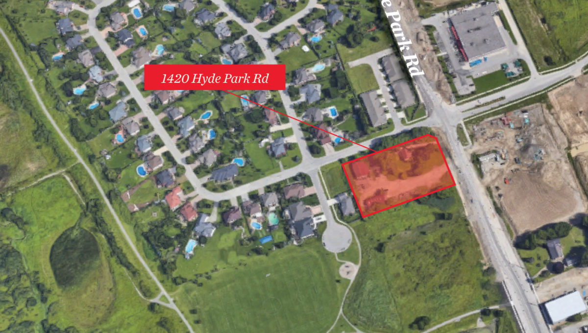 Hyde Park Rd. 1420 - Aerial - 02 (labeled)