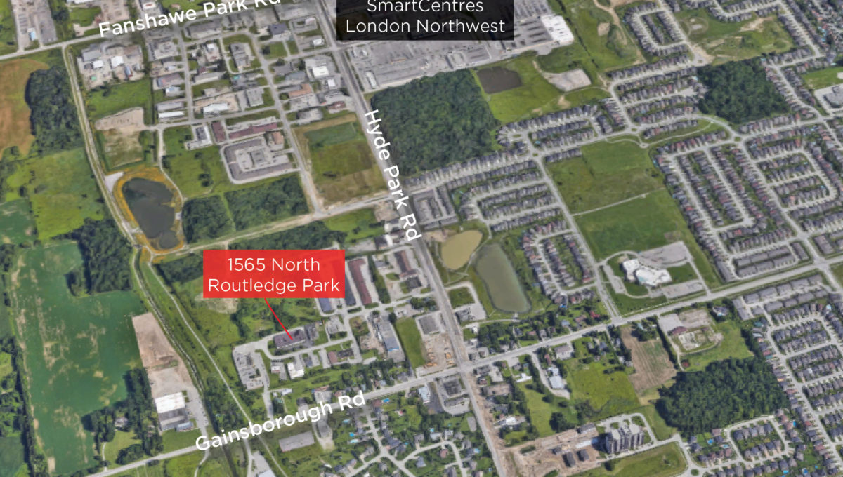 North Routledge Pk. 1565 - Aerial - 03 (labeled)