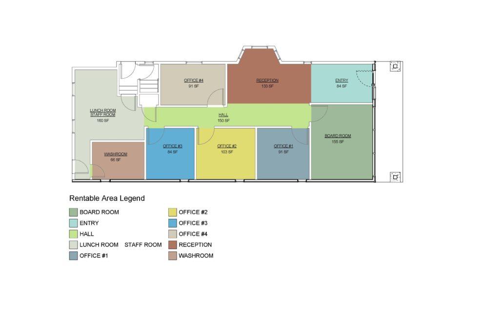 313 Horton Street East - Floor Plan