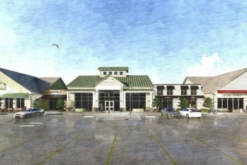 Main St. E. 73 - Rendering
