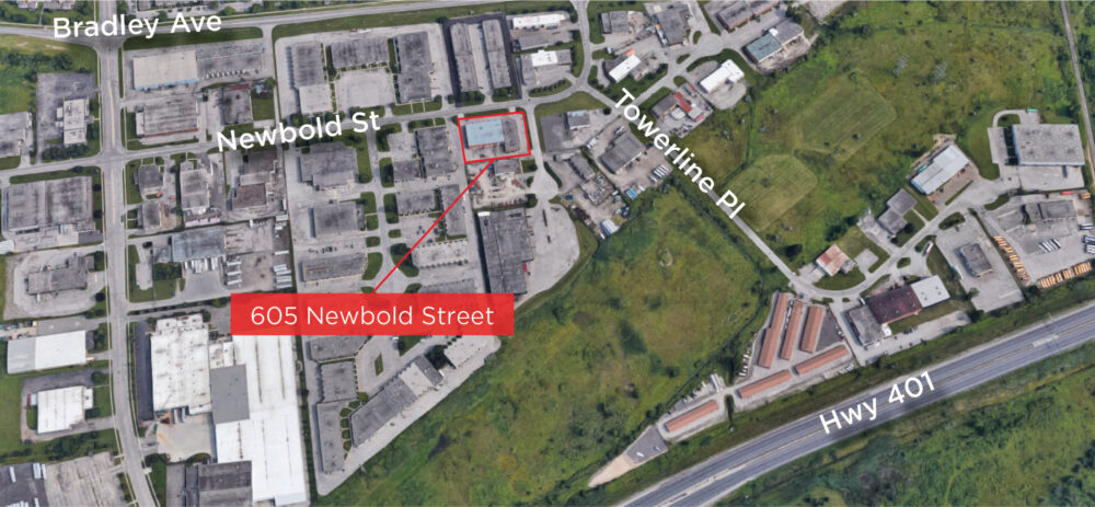 Newbold St. 605 - Aerial - 04 (labeled)
