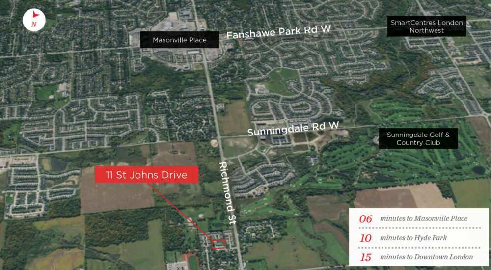 St. Johns Dr. 11 - Aerial - 04 (labeled)