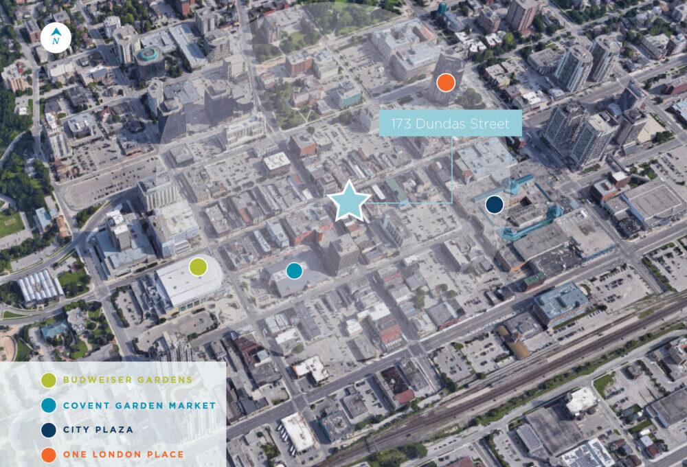 Dundas St. 169 - Aerial - 02 (labeled)